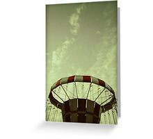 Carousel  Greeting Card