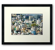 Male´ The Capital of the Maldives Framed Print
