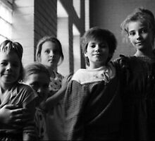 Ukrainian Kids by elisabeth tainsh