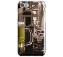 When In A Mexican Restaurant.......  iPhone Case/Skin