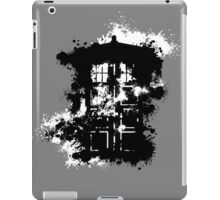 Time travel is ART iPad Case/Skin