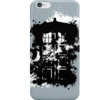 Time travel is ART iPhone Case/Skin