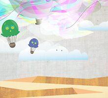 Balloon by avoidperil