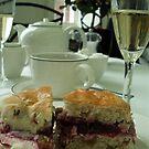 Champagne Tea, Kensington by Alice McMahon