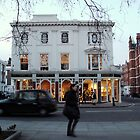 Chelsea Evening, London by Alice McMahon