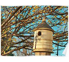 Bird House! Poster