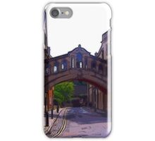 Oxford Bridge of Sighs iPhone Case/Skin