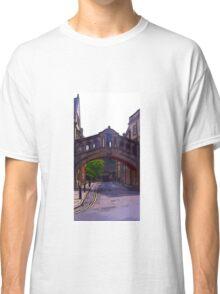 Oxford Bridge of Sighs Classic T-Shirt