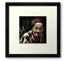 Slimshady (the original) #0101 Framed Print
