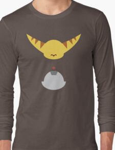 Ratchet & Clank - Minimal Design Long Sleeve T-Shirt
