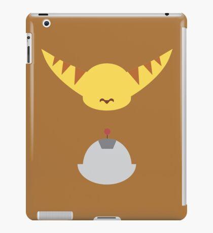 Ratchet & Clank - Minimal Design iPad Case/Skin
