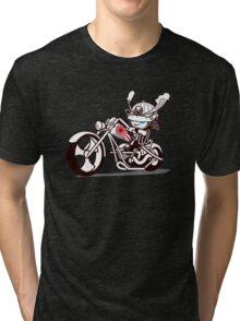 Born to Samurai Tri-blend T-Shirt