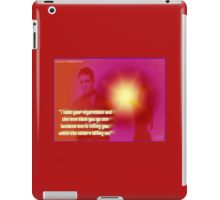 Kills Me iPad Case/Skin