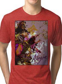 Alegia Tri-blend T-Shirt