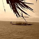 boat man by cyclops