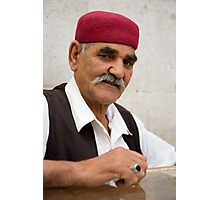 Nut Red - Tunis Photographic Print