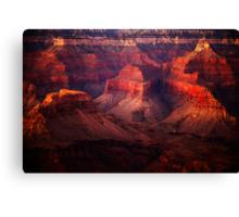 Twilight, Grand Canyon Canvas Print