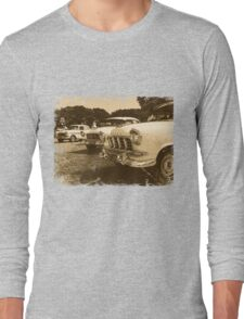 Classic FC Holden Cars Long Sleeve T-Shirt