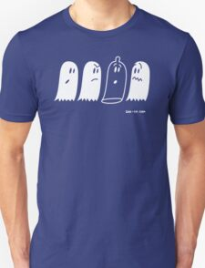 Hide and seek: Latex Ghost has been found! T-Shirt