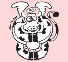 Mystic Cow, bless our daily milk! One Piece - Short Sleeve