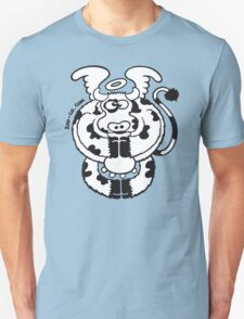 Mystic Cow, bless our daily milk! T-Shirt