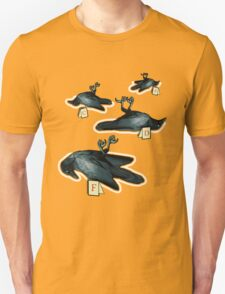 Murder Of Crows Unisex T-Shirt