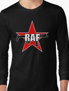RAF Red Army Faction Long Sleeve T-Shirt