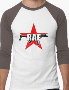 RAF Red Army Faction Men's Baseball ¾ T-Shirt