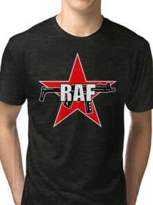RAF Red Army Faction Tri-blend T-Shirt