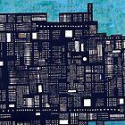 Urbanizacion 4 by Andy Mercer