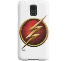 The Flash CW Symbol Shirt Samsung Galaxy Case/Skin