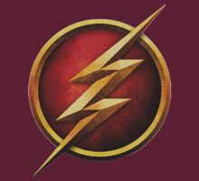 The Flash CW Symbol Shirt by gentilj17