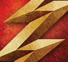 The Flash CW Symbol Shirt Sticker