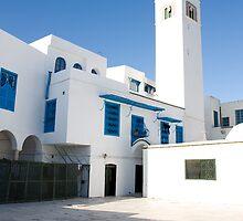 Sidi Bou Said Mosque - Tunis by MuhammadAtif