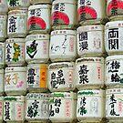 Sake by Michael D'Andrea Diaz