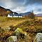Scotland: Autumn at Blackrock Cottage by Angie Latham