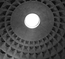 Above Below - Rome by MuhammadAtif