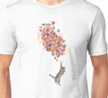 catching butterflies Unisex T-Shirt
