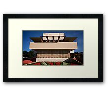 Anne Pfeiffer Chapel Framed Print