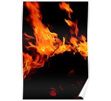 Burning Bright I Poster