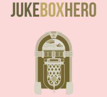 Juke Box Hero Kids Tee