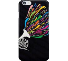 French Horn iPhone Case/Skin
