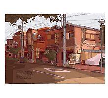 Yanesen Tokyo Photographic Print