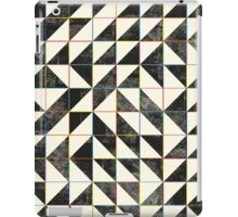 Triangles and Squares VII iPad Case/Skin