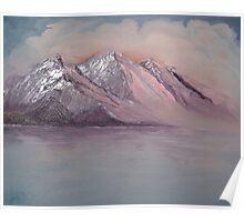 Alaska's Mountain Poster