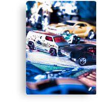 Boys Toys Series 1 - Cars Canvas Print