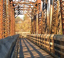 Riverwalk Shadows, Danville, Virginia by BCallahan