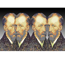 Vincent van Gogh Portrait Photographic Print