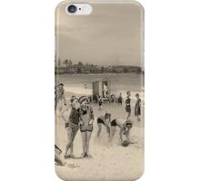 La Verne Beach iPhone Case/Skin