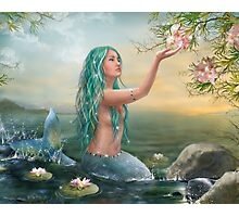 Mermaid Ariel Photographic Print